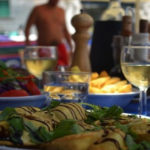 lunch, blog, gozo, malta, bed, and breakfast