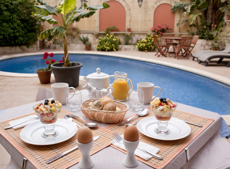 bed, breakfast, lellux, gozo, guest, house