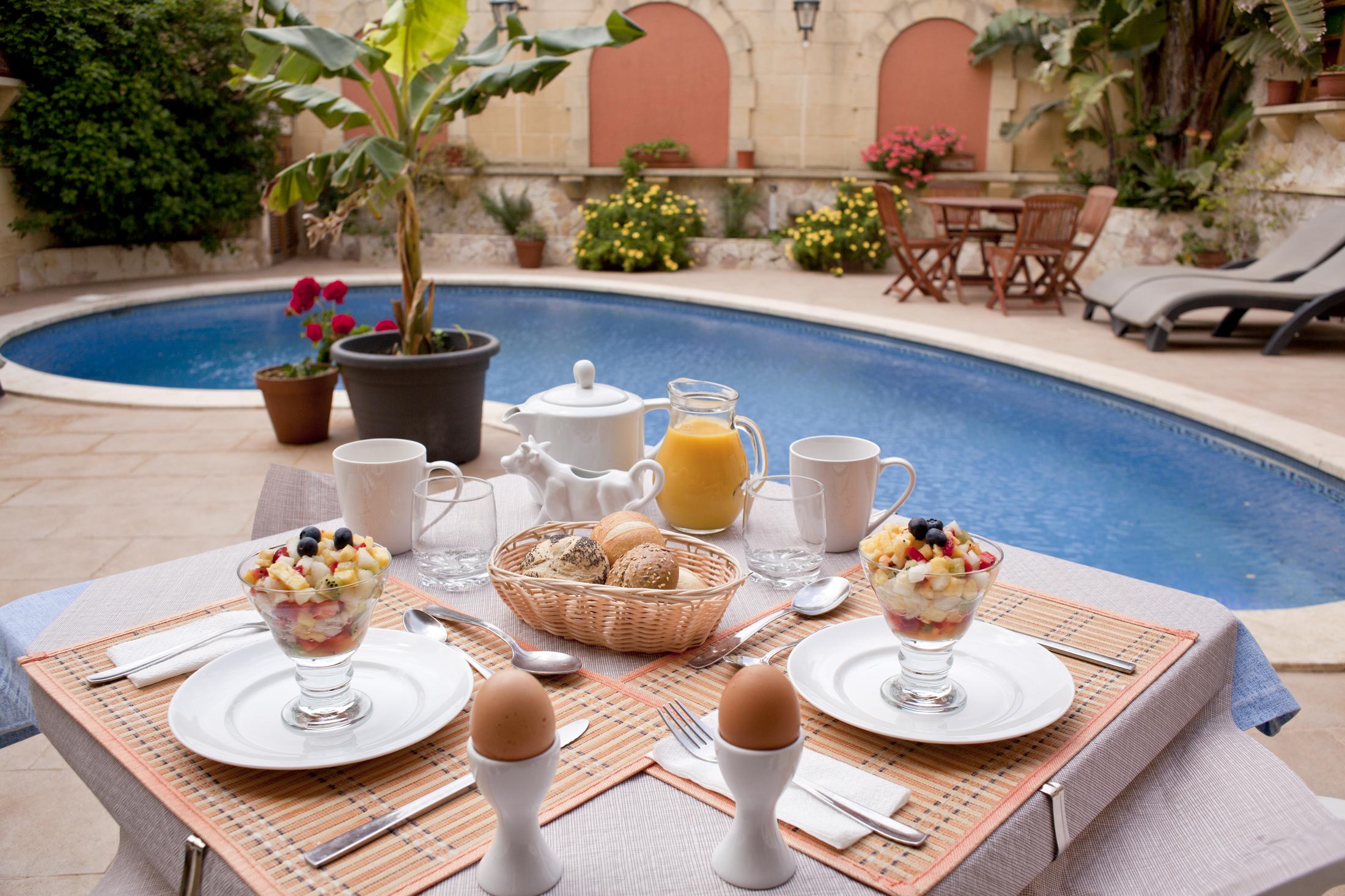 bed, breakfast, lellux, gozo, guest, house